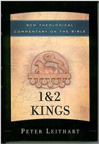Book 1 and 2 Kings: SCM Theological Commentary on the Bible