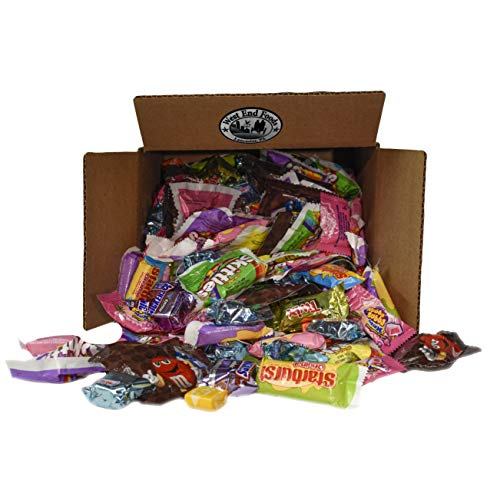 Bulk Easter Candy Chocolate 128oz Pack Gift Basket and Party Favors for Kids -