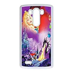Generic Case Beauty and the Beast CharacterFor LG G3 G7Y6657390