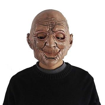 Rwdacfs Máscara Halloween,Carácter de Halloween Cosplay ...