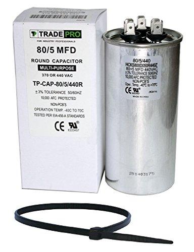 Heat Pump Capacitor - 6