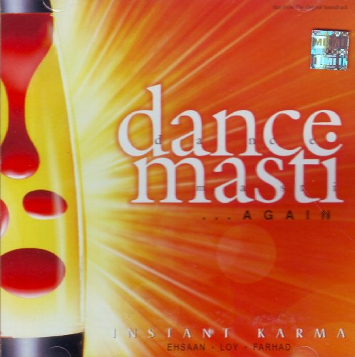 Dance Masti Again(indian/bollywood film songs/collection for sale  Delivered anywhere in USA