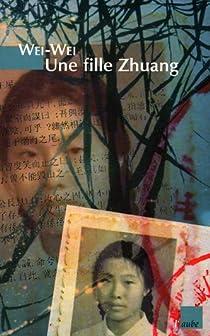 Une fille Zhuang par Wei
