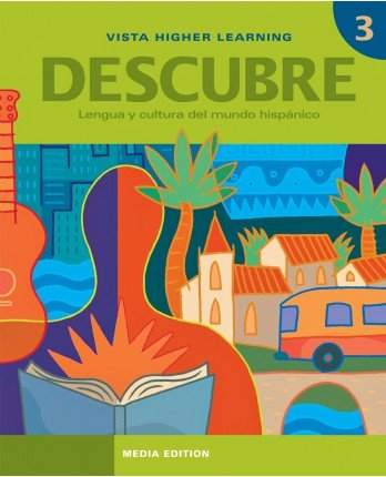 Descubre 3 Media Edition - Includes Student Edition, Supersite Code and eCuaderno Code