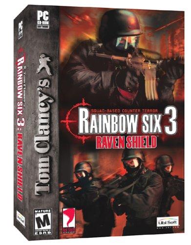 Tom Clancy's Rainbow Six 3: Raven Shield - PC (Tom Clancys Rainbow Six 3 Raven Shield)