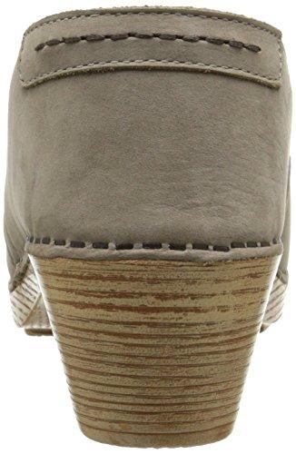 Mavis Mule Women's Taupe Dansko Nubuck Milled f0x5qHnwY