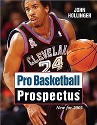 Pro Basketball Prospectus: 2002 Edition (Pro Basketball Forecast)