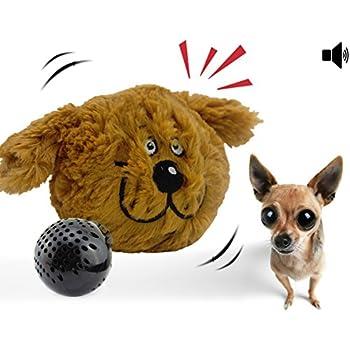 Amazon.com : Interactive Plush Squeaky Dog Toys