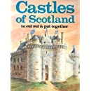 Castles of Scotland To Cut Out & Put Together