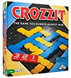 Best 2 Player Board Games - CROZZIT - Fun and Exciting Strategy Board Game Review
