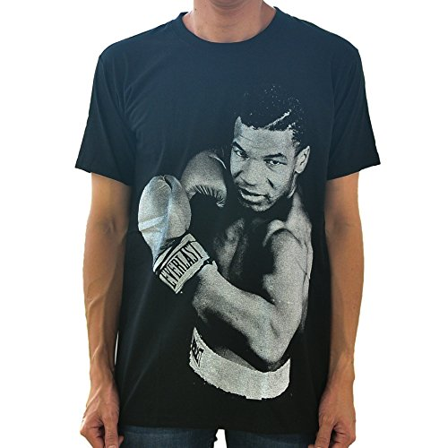 Toyz T shirt Store Mike Tyson T Shirt Large Black - Store Tysons