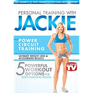 Personal Training with Jackie: Power Circuit Training
