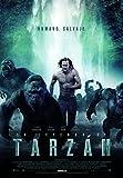 La Leyenda De Tarzán Blu-Ray Uhd [Blu-ray]