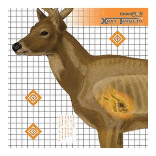 Deer Target 25X25(6/Pk)