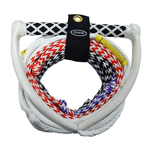 (RAVE 4-Section Pro Ski Rope)
