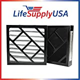 Cheap LifeSupplyUSA 3 Pack Replacement Air Filter for Bionaire 911D