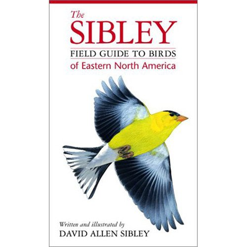 Book: The Sibley Field Guide to Birds of Eastern North America With Free 6 Feet NETCNA HDMI Cable - BY NETCNA