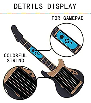 Labo DIY Carboard Guitarra Holder para Nintendo Switch,The perseids Estuche de música DIY para controladores Joy-Con, modo de garaje for Toy-Con: Amazon.es: ...