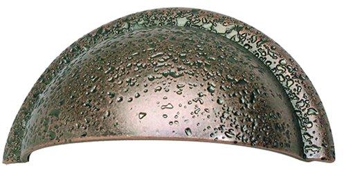 Atlas Homewares 274-C 3-3/4-Inch Old World Bin Cup, Copper