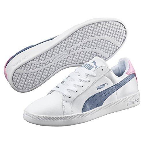 Puma Puma Smash L - Zapatillas para Mujer Blanco (White-Tempest 06 )