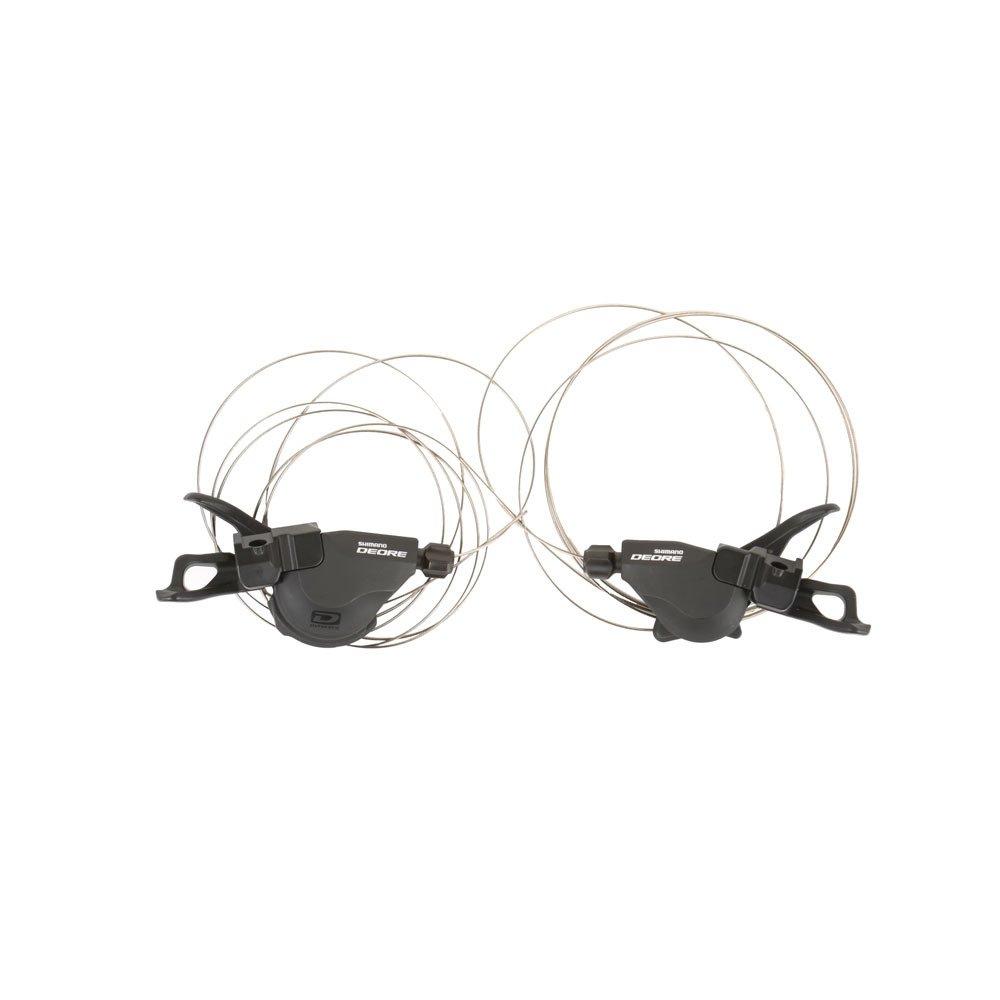 Shift Lever Set 2/3x10s I-Spec SL-M610 Deore Incl. Cables