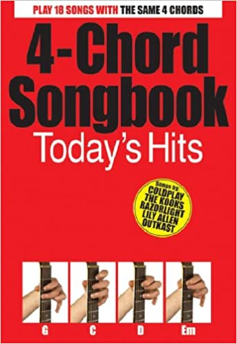 Today\'s Hits (4 Chord Songbook): Amazon.co.uk: Divers Auteurs: Books
