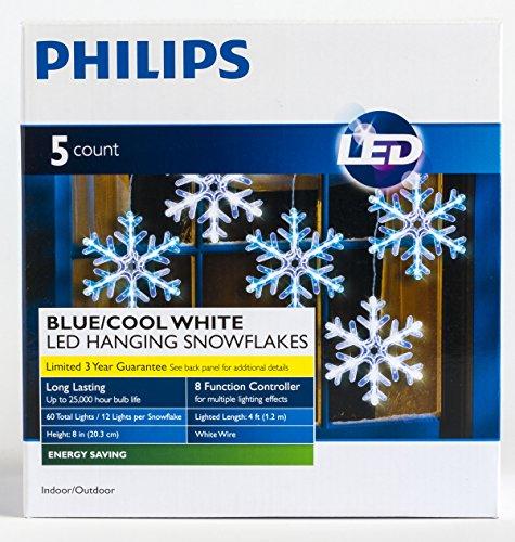 philips blue led christmas lights - 9