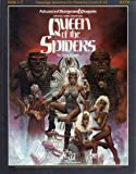 Advanced Dungeons and Dragons Supermodule : Queen of the Spiders, Gygax, Gary, 0880383216