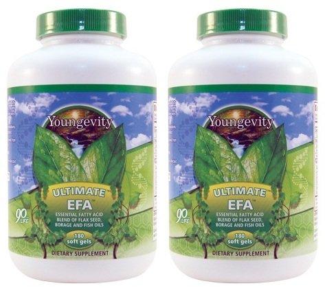Ultimate Softgels Bottle Youngevity Worldwide product image