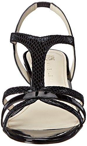 Anne Klein de la mujer McKay vestido sandalia Negro/multi