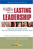 Nightly Business Report Presents Lasting Leadership, Mukul Pandya and Knowledge@Wharton Staff, 0131531182