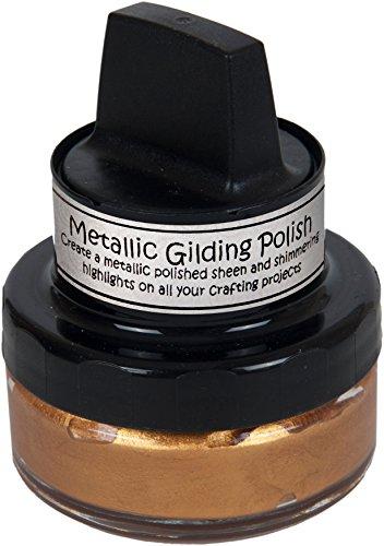 - Creative Expressions CSMGTREASURE Metallic Gilding Polish, Gold Treasure