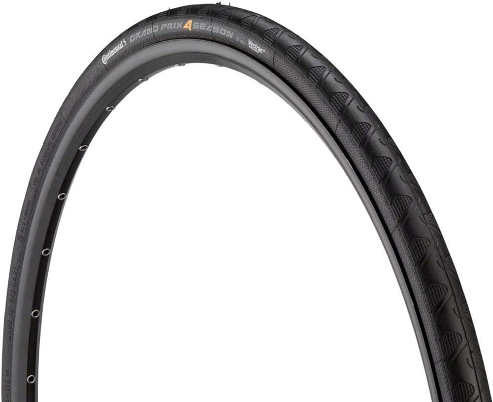 2 x Continental 700 x 32c Grand Prix 4-Season Folding Road Bike Tyres