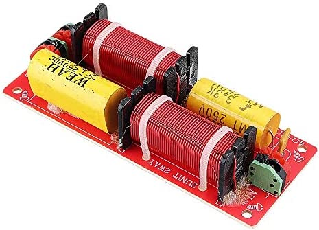 Landa tianrui DIY Electronic kit 150W Hallo-Fi Crossover High Low Frequency Divider Lautsprecher Crossover mit Schutz