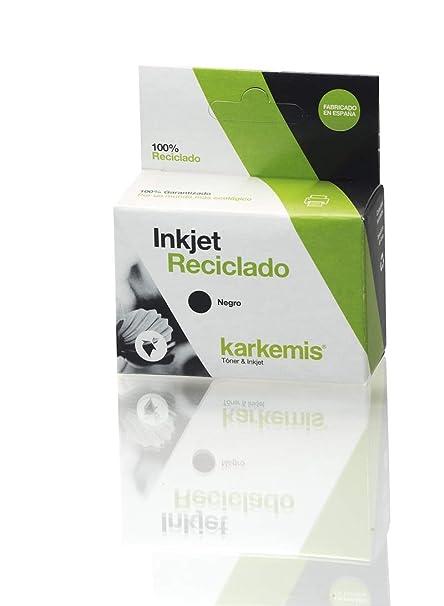 Cartucho de tinta Karkemis reciclado Canon Ink-Jet PG-512 Negro 17 ...