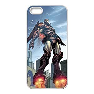 WJHSSB Iron Man 3 Phone Case For iPhone 5,5S [Pattern-4]
