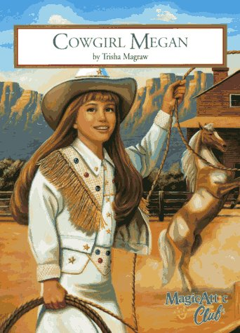 Cowgirl Megan (Magic Attic Club) for sale  Delivered anywhere in USA