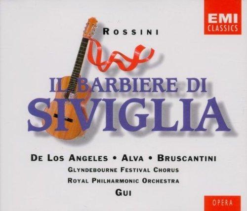 Rossini: Il Barbiere Di Siviglia by Rossini