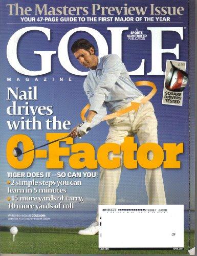 Golf Magazine, Vol. 49, No. 4, (April, 2007) Ft Golf Driver