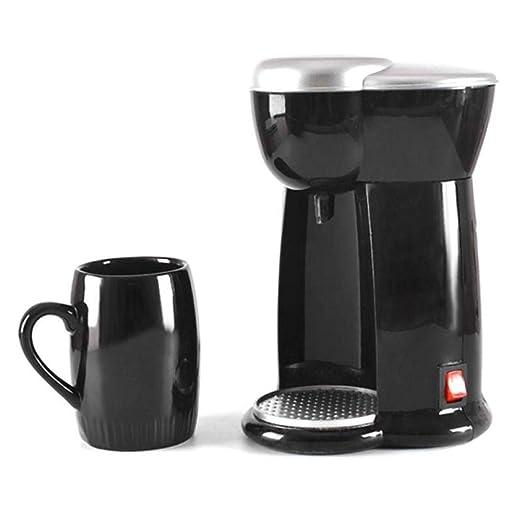 Mini cafetera eléctrica Máquina de café espresso de una sola taza ...