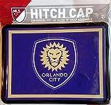 Orlando City SC Lions Universal Bumper Trailer Auto Hitch Cap Cover MLS Soccer Football Club