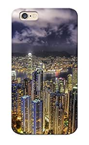 Catenaryoi Faddish Phone Hong Kong At Night Case For Iphone 6 / Perfect Case Cover