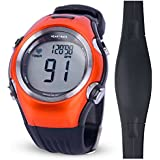 Heart Rate Monitor Digital Sport Watch Fitness Tracker Watch, Calorie Counter, Heart Rate Sensor, Activity Tracker, Water Resistant
