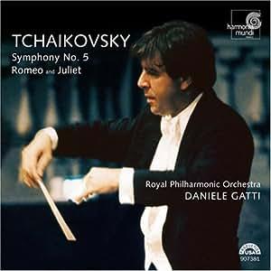 Symphony 5 / Romeo & Juliet Fantasy Overture