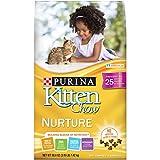 Purina Kitten Chow Dry Kitten Food; Nurture - (4) 3.15 lb. Bags