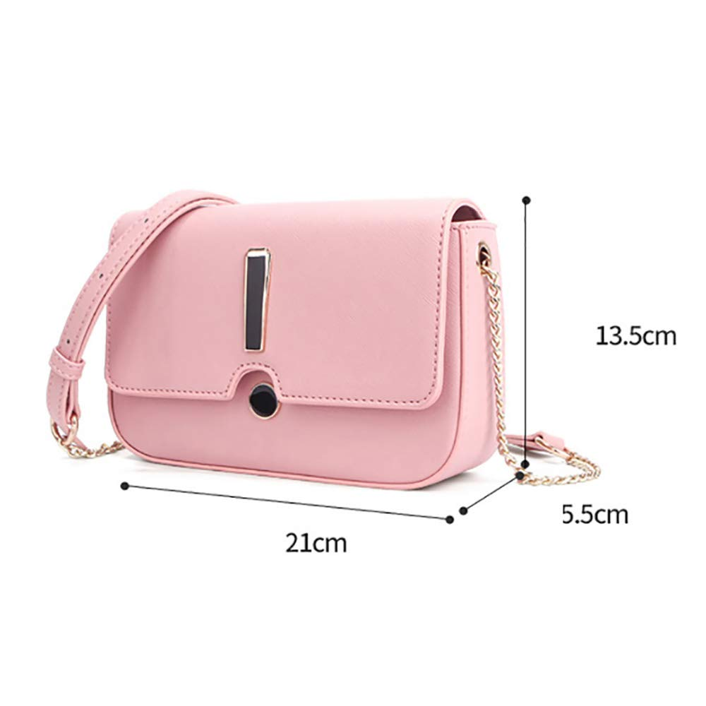 One-Shoulder Small Bag Fashion Wild Messenger Bag Large Capacity