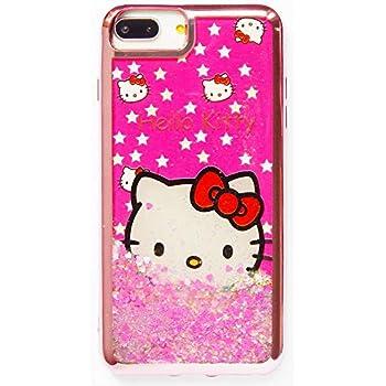 Amazon.com: for iPhone iPhone 8 Plus, Hello Kitty Mirror ...