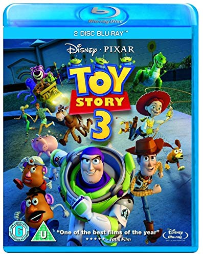 Buy Boxes Cheap (The Complete Toy Story Collection 1, 2, 3 [Blu-ray Box Set)
