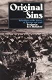 img - for Original Sins: Reflections on the History of Zionism and Israel book / textbook / text book