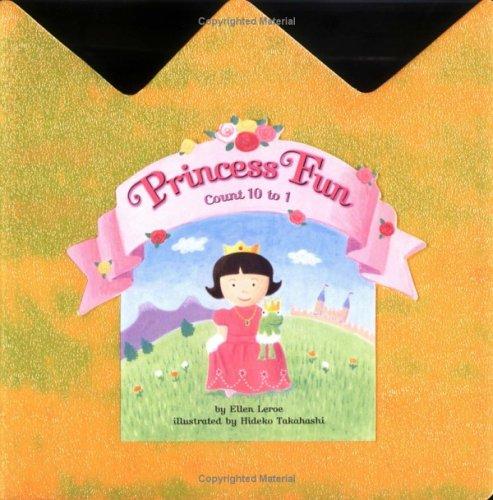 Princess Fun: Count 10 to 1 PDF